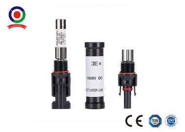 Aging Resistance DC 1000V 30A Solar Inline Fuse Connector