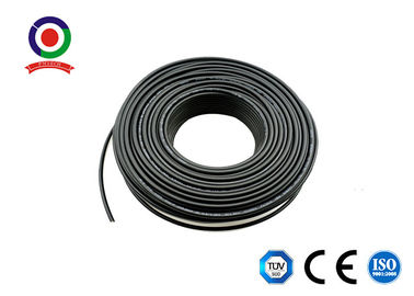 High Voltage 1.5KV Single Core Solar Cable , Double Insulated Single Core Cable