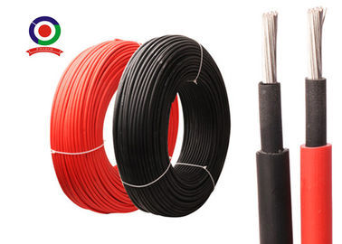 EN50618 Single Core Solar PV Cable 6.5mm H1Z2Z2-K PV1-F Weather Resistant